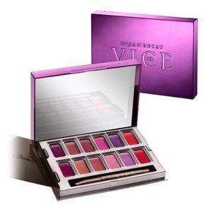New Vice Lipstick Palette Metal Meets Matte